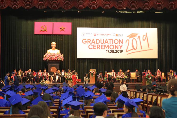 Viện ISB_lễ tốt nghiệp Viện ISB 2019