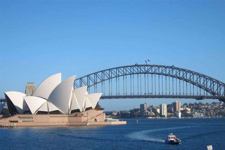 Viện ISB_Sydney - Thành phố du học tại Úc