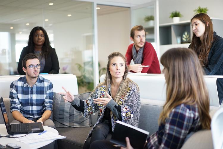 Viện ISB_du học sinh Úc rèn luyện giao tiếp