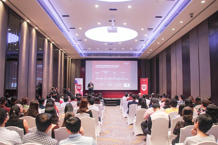 Viện ISB_Lễ vinh danh và trao học bổng MBA Talent năm 2019
