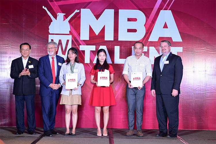 Viện ISB_Các thí sinh nhận học bổng WSU BBUS Talent 2019