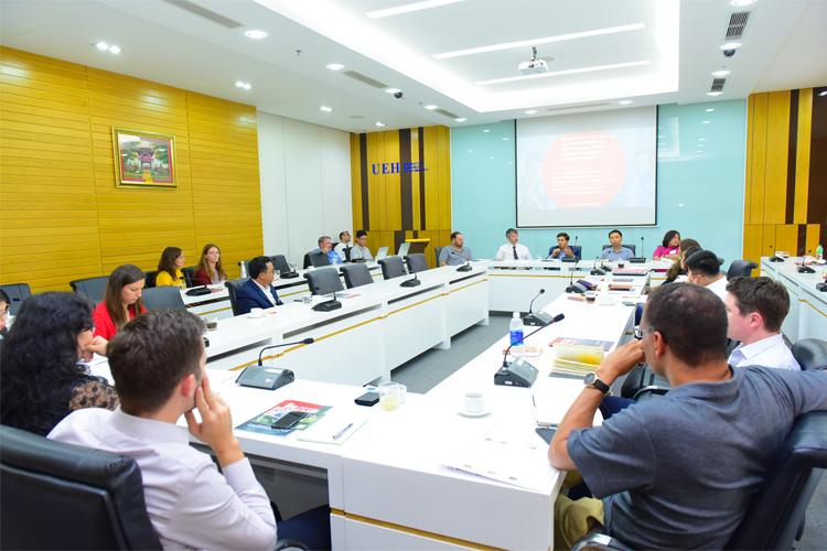 Viện ISB _ hội thảo IIE