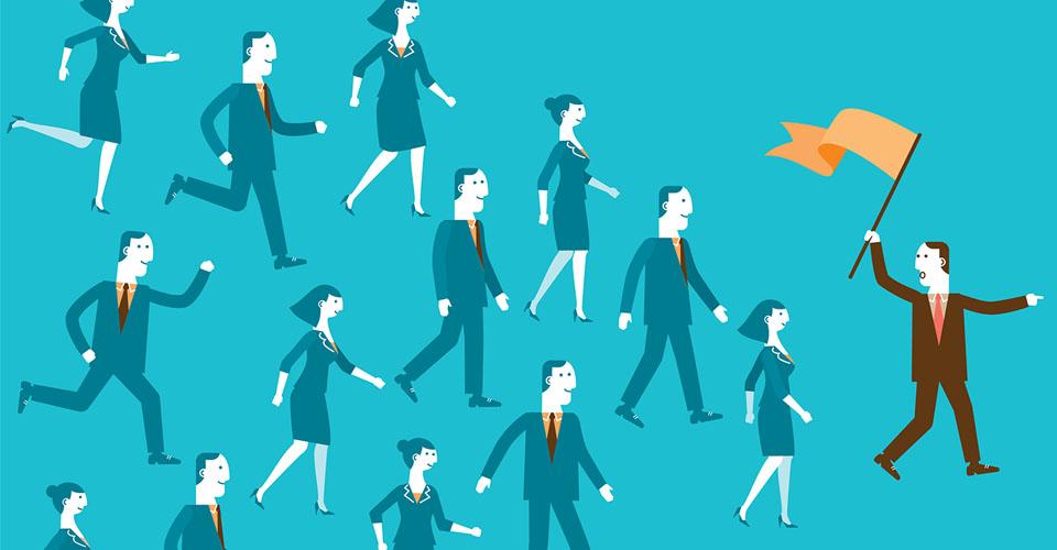 Nâng tầm ảnh hưởng khi chưa có chức danh lãnh đạo là vấn đề bạn có thể thường xuyên gặp phải
