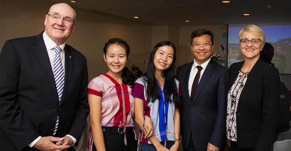 Viện ISB_Western Sydney vào top 300 đại học tốt nhất toàn cầu