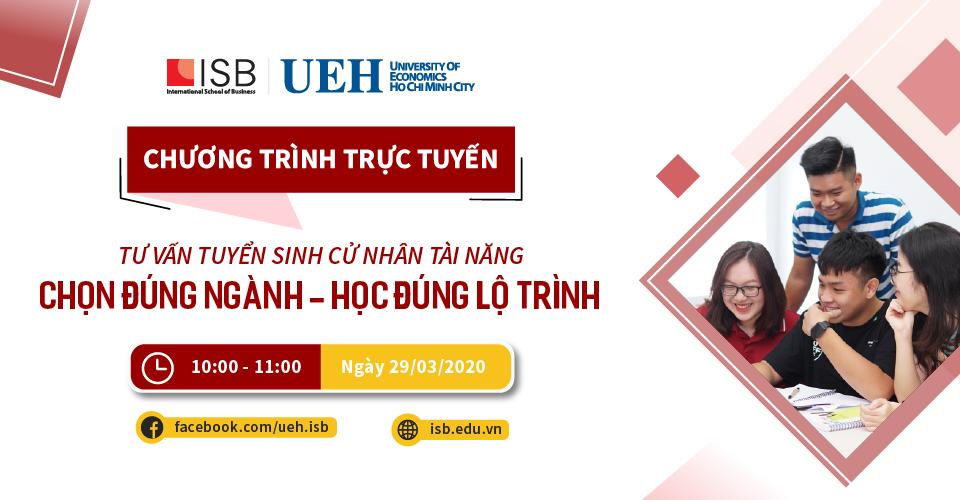 Đại học Kinh tế TP. Hồ Chí Minh tư vấn trực tuyến 01