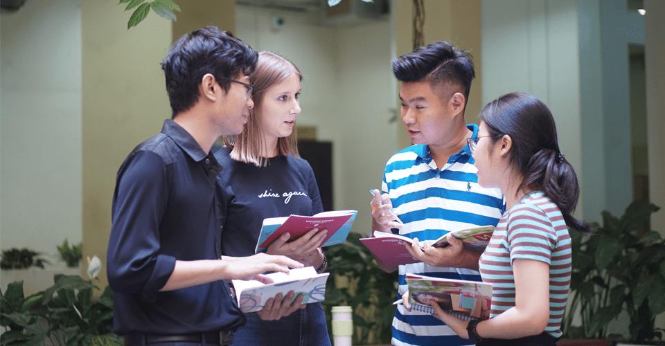 Chuyên ngành đào tạo tại Viện ISB - Đại học Kinh tế TP. Hồ Chí Minh