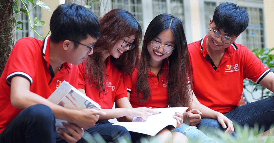 Chương trình Cử nhân Tài năng ISB BBUS của Viện ISB - Đại học Kinh tế TP. Hồ Chí Minh