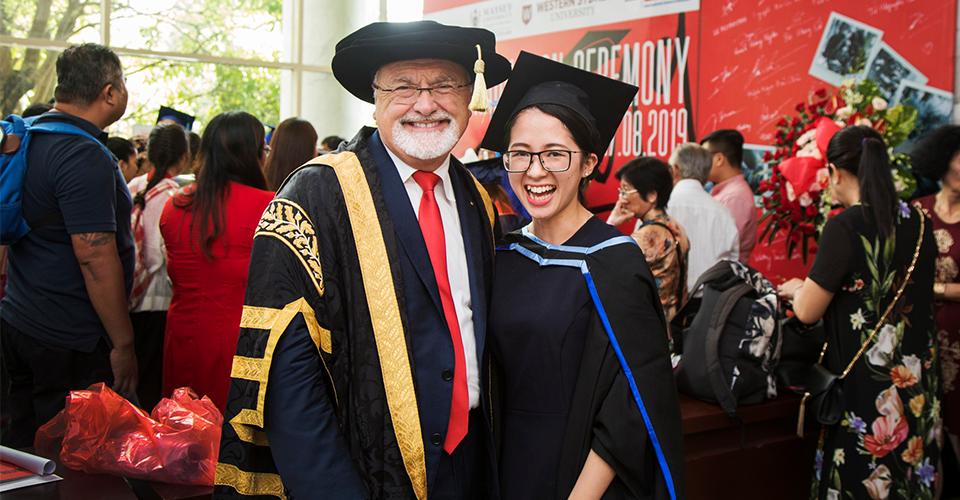 Tuyển sinh thạc sĩ Western Sydney MBA