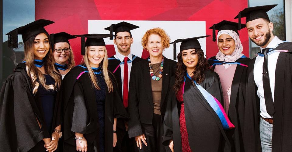 Sinh viên chương trình Thạc sĩ Kinh doanh Western Sydney MBA