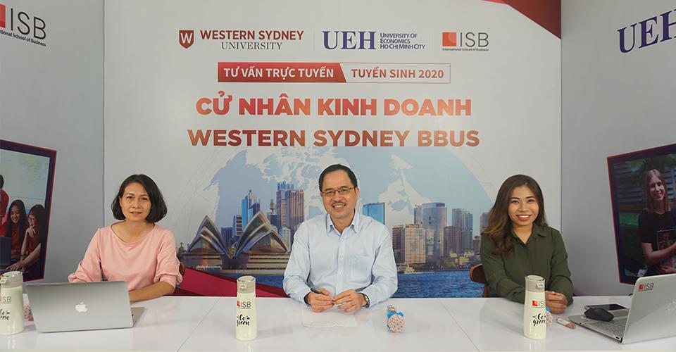 Tư vấn trực tuyến Cử nhân Kinh doanh Western BBUS: Học phí - học bổng - hỗ trợ tài chính