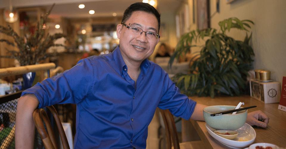 TS. Lý Quí Trung: Thạc sĩ kinh doanh MBA, bỏ ra một cục tiền, xài cả đời