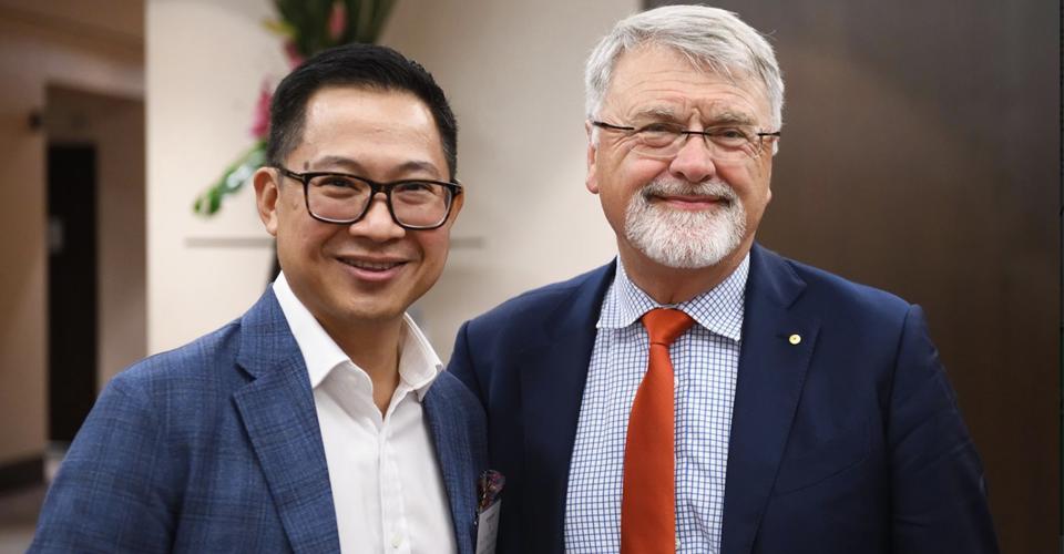 """Nhà sáng lập """"Phở 24"""": Cơ hội để đưa giáo dục Úc đến gần hơn với Việt Nam"""