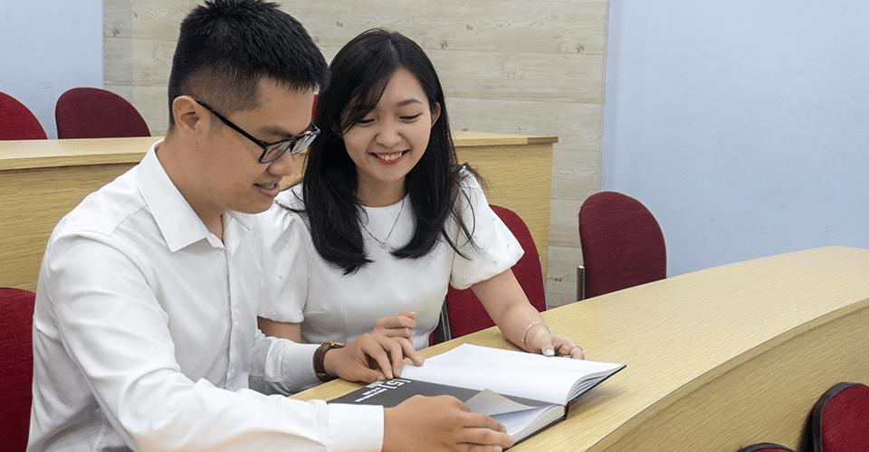 Thạc sĩ kinh doanh - Bước đệm thành công trong sự nghiệp