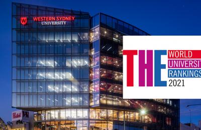 Đại học Western Sydney vững tiến trên BXH giáo dục hàng đầu thế giới Times Higher Education