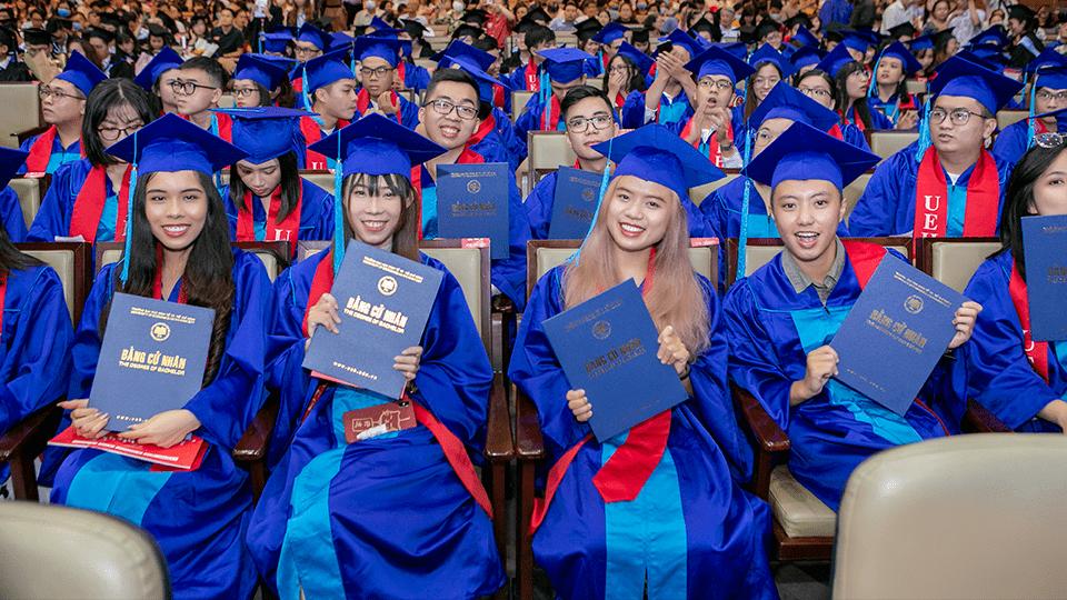 Lễ tốt nghiệp Viện ISB - Graduation Ceremony 2020