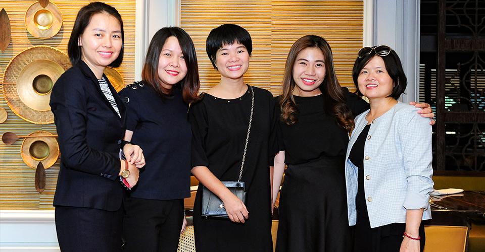 Buổi họp mặt tri ân ngày nhà giáo Việt Nam 20.11