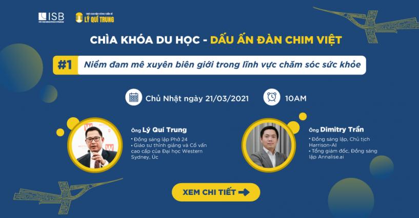 Chìa khóa Du học - Dấu ấn đàn chim Việt