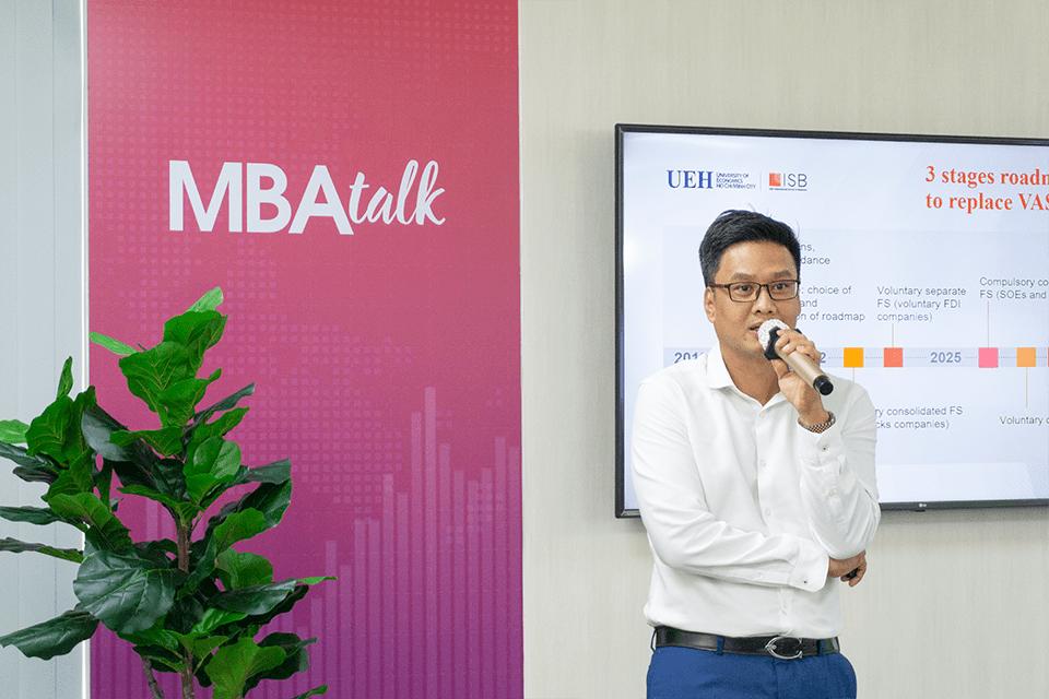 Ông Trịnh Thanh Cần – Tổng Giám đốc, Công ty Chứng khoán ACB (ACBS)