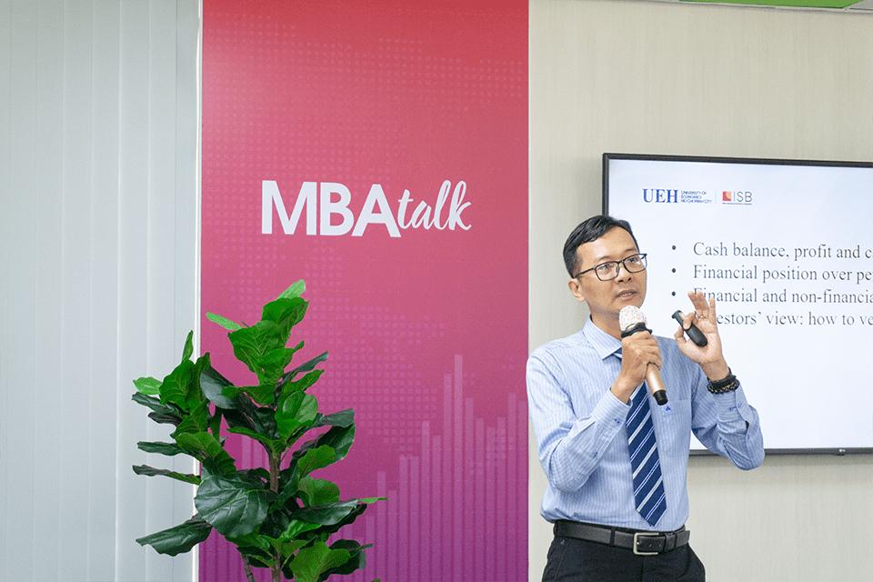 Ông Bùi Đăng Bảo – Giám đốc Tài chính, Công ty Vietnam Investment Group