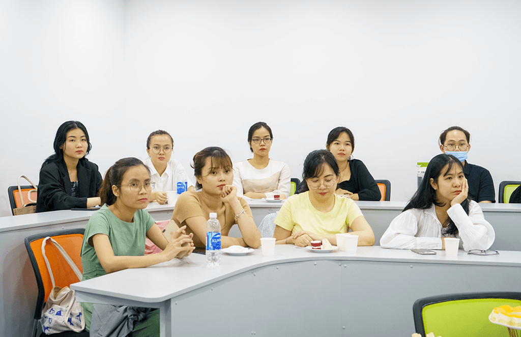 Buổi khai giảng Western Sydney MBA nhập học tháng 04.2021