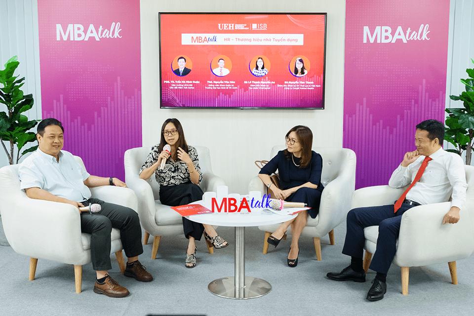MBA Talk #3: HR – Thương hiệu nhà Tuyển dụng