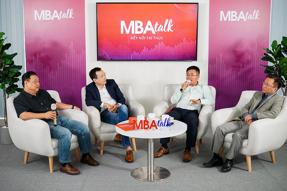 MBA Talk: HR – Ứng dụng OKRs và KPIs trong doanh nghiệp
