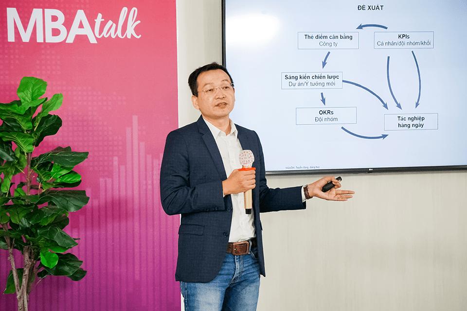 Ông Bùi Xuân Phong - Nguyên Giám đốc Nhân sự SAM Holding